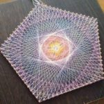 糸かけ五角形