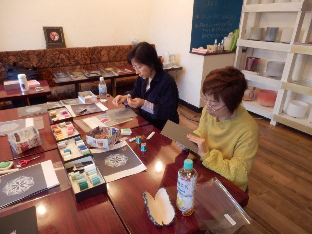 糸とおしws 風景5